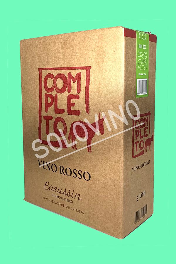 bag in box carussin 3 litri
